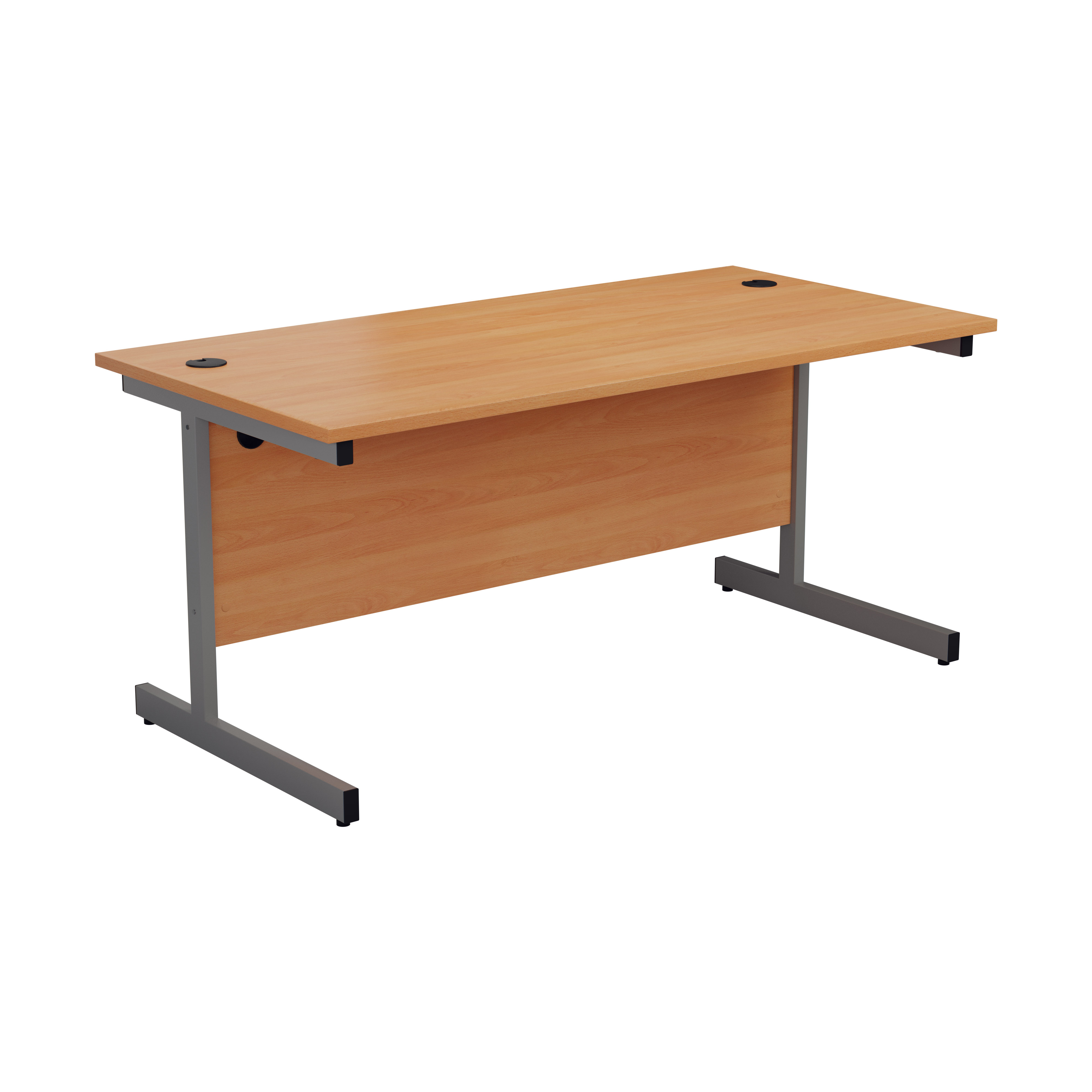 Office Furniture Now Desking TC Office | One Cantilever Wave LT
