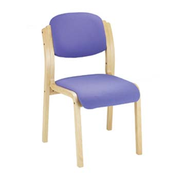 Office Furniture Now Seating Pennine | Half Back Heavy Duty Chair