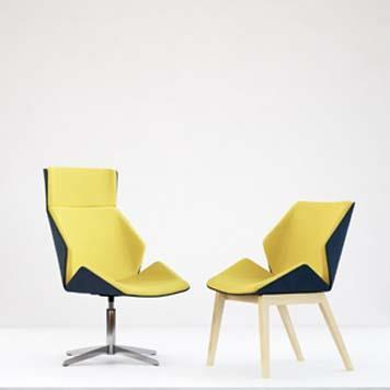 Office Furniture Now Seating Gresham | Masca Wooden Base Chair