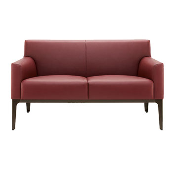 Office Furniture Now Seating Boss Design | Alexa Two Seater Sofa